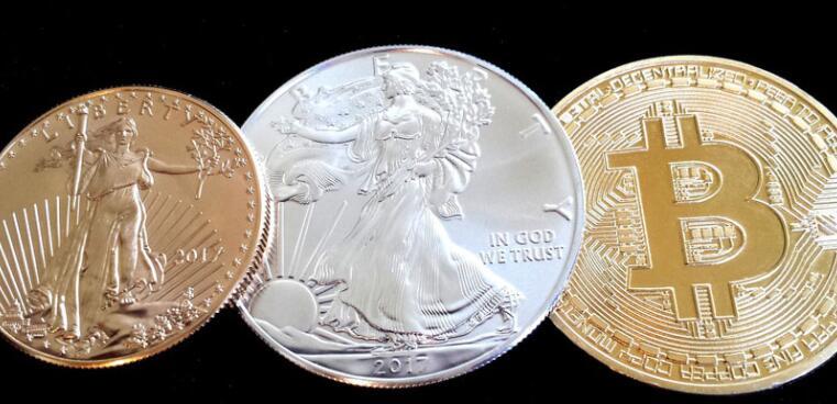 黄金白银与比特币和债务
