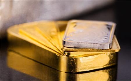 在美元疲软和美国国债收益率下降的支撑下贵金属上涨