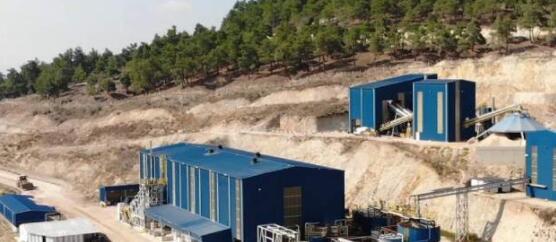 阿丽亚娜资源公司表示基兹尔特佩矿山今年有望生产约19000盎司黄金比可行性计划中的预期高出90%
