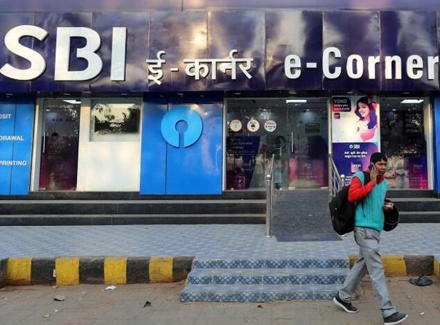 第四季度业绩公布后2天内 印度国家银行上涨了9%