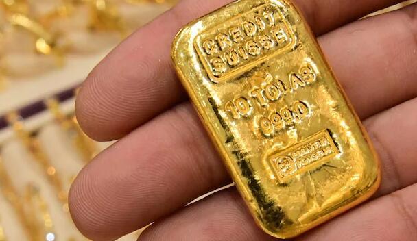 今天MCX的黄金白银价格下跌