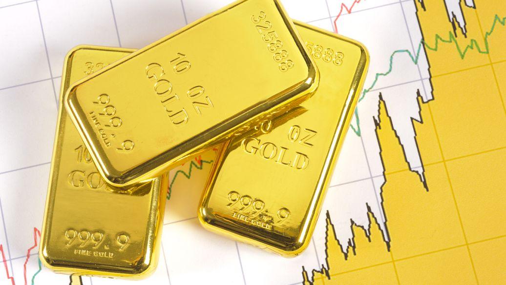 黄金白银和铂金陷入拥堵