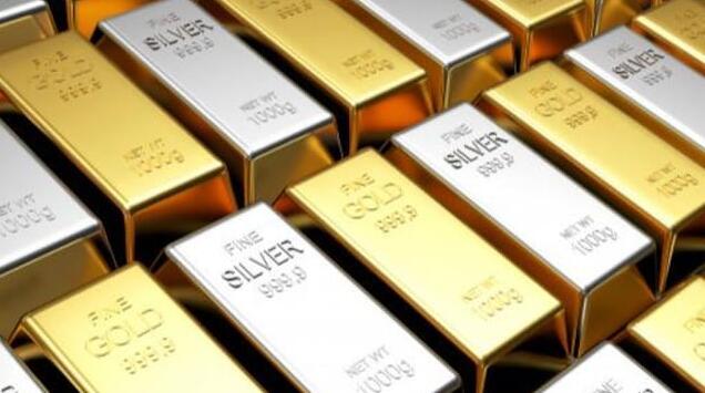 黄金白银价格在MCX上出现小幅下跌