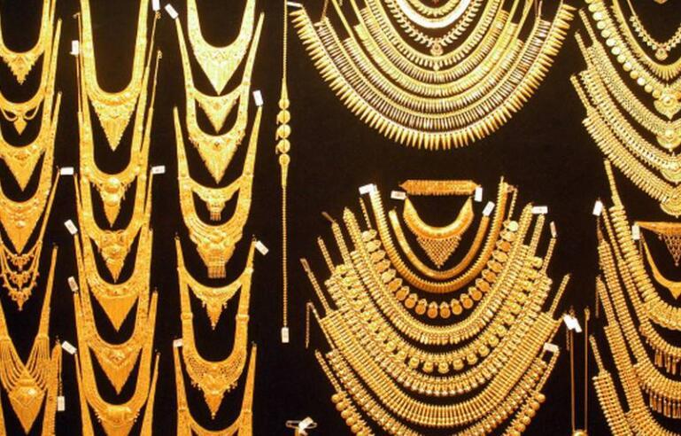 黄金下跌48卢比 白银上涨340卢比