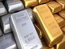 黄金跌破47000卢比 白银失去光泽