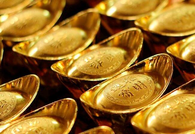 黄金价格预测:由于国债收益率走强 黄金/美元仍面临1800美元的压力
