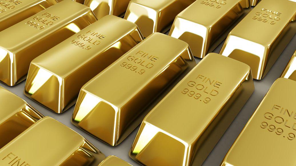 贵金属更新价格下跌 黄金从支撑位回升