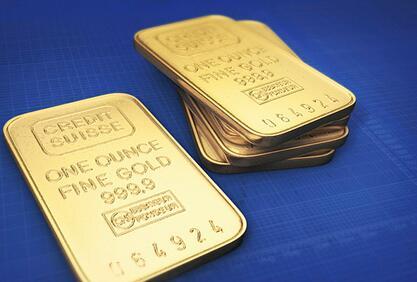 随着对冲基金减少看涨押注 黄金市场因投资者的冷漠而苦苦挣扎