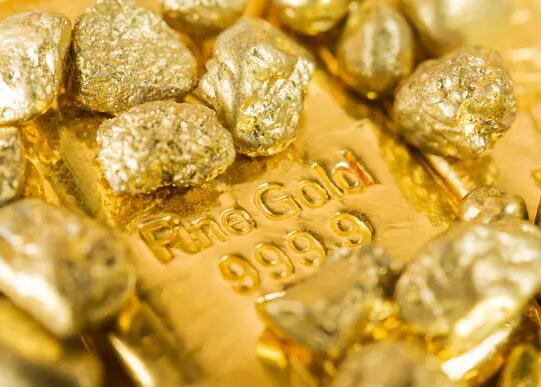 今天黄金上涨了0.4% 因为它的交易价格高于1750美元的价格水平