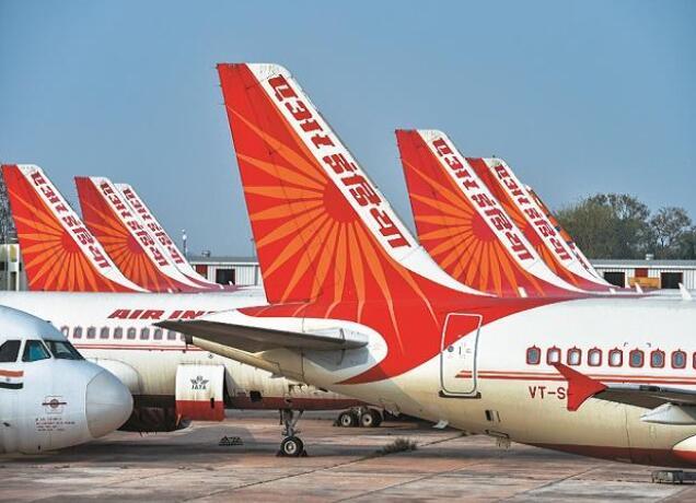 印度政府豁免印度航空向SPV转让资产的TDS和TCS