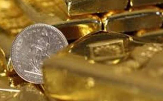 今天黄金和白银价格下跌 知道今天的价格