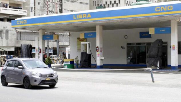 信德省压缩天然气价格上涨15卢比