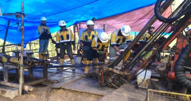 Sihayo收获更多印尼黄金