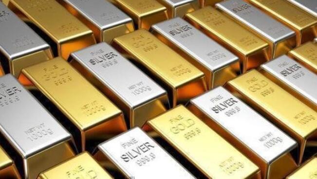 黄金小幅下降;银价下跌287卢比